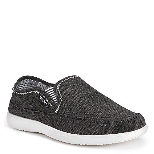Muk Luks Heren Otto Schoenen Sneaker Zwart