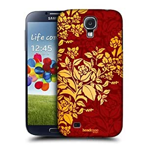 TopFshion Designs Cardinal Modern Baroque Protective Snap-on Hard Back Case Cover for Samsung Galaxy S4 I9500
