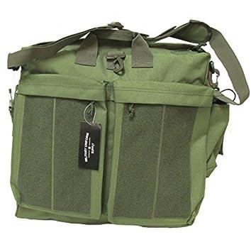 Uniforme Militar bolsa de la bolsa de casco de suministro, Flyer ...