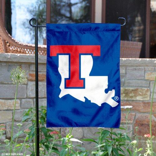 Tech Garden Flag (Louisiana Tech University Garden Flag and Yard Banner)