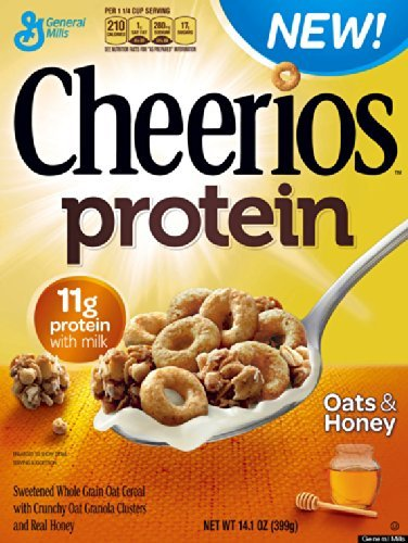general-mills-cheerios-protein-cereal-oats-honey-141oz-box-pack-of-2