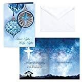 Best Miles Kimball Christmas Lights - The Holy Light Christmas Card Set of 20 Review