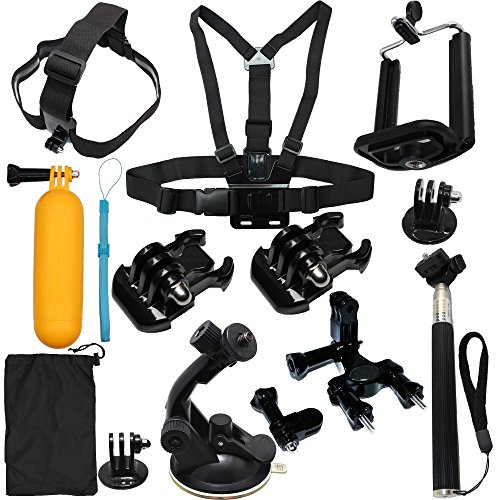 LotFancy 13-in-1 Camera Accessories Star - Camera Attachment Kit Shopping Results