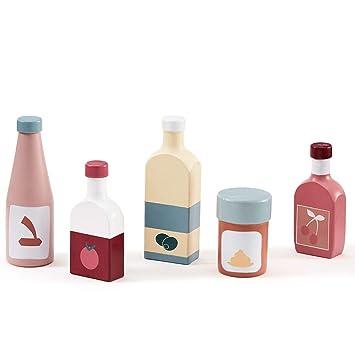 Kids Concept- Juguetes De Cocina, Multicolor (1000267): Amazon.es ...