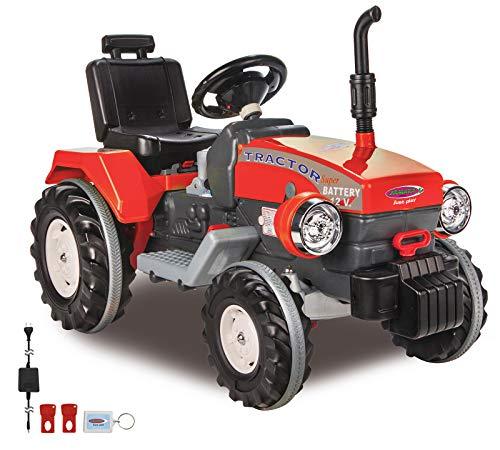 Kindertraktor mit Motor - Jamara Ride on Traktor