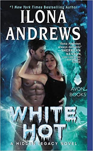 White Hot Ilona Andrews Free PDF Download
