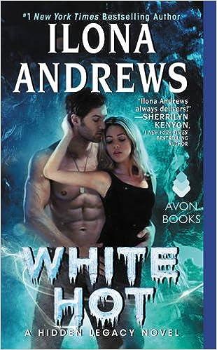 White Hot Ilona Andrews Free PDF Download