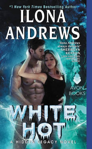 White Hot (Hidden Legacy)