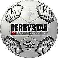 Derbystar Fußball Scirocco Tt, Schwarz, 1286500120