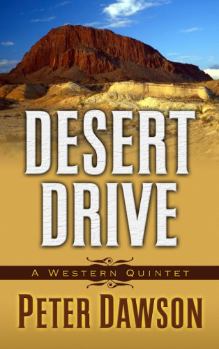 book cover of Desert Drive