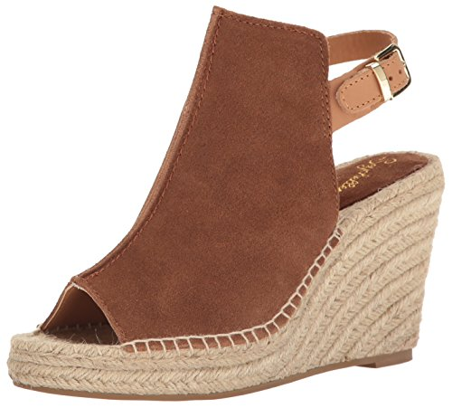 Seychelles Women's Charismatic Wedge Pump, Cognac, 8 M US (Shoes Seychelles Womens Wedge)