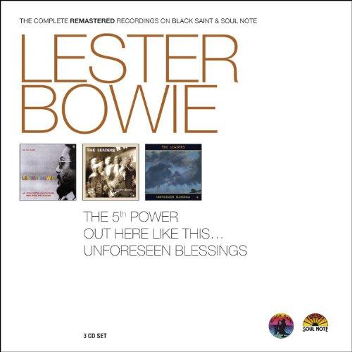 Lester Bowie - Complete Recordings on Black Saint & Soul Note