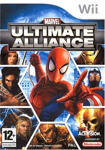 marvel ultimate alliance wii - 6