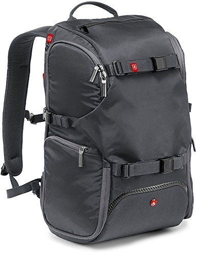Manfrotto MB MA-TRV-GY Advanced Travel Backpack (Grey)