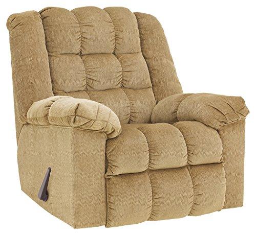 Ashley Furniture Ludden Rocker Recliner Sand