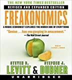 img - for Freakonomics Rev Ed Unabridged CD by Steven D. Levitt (2006-10-17) book / textbook / text book