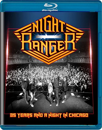 35 Years And A Night In Chicago [Blu-ray] (Guitar Pick Kiss)