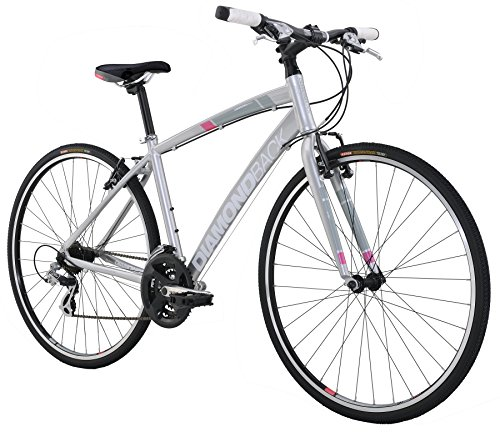Diamondback Bicycles Women's Clarity 1 Complete Performance Hybrid Bike