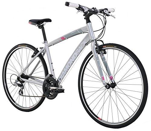 Diamondback Bicycles 2016 Women's Clarity 1 Complete Performance Hybrid Bike