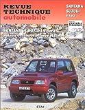 Rta 553.3 vitara essence et diesel 90-97 de Etai (1 octobre 1996) Broché
