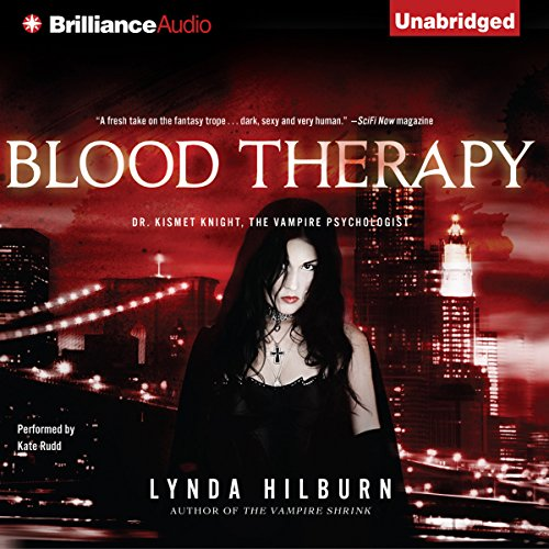 Blood Therapy: Kismet Knight, Vampire Psychologist, Book 2