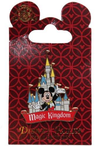Price comparison product image Disney Pin #60420: WDW - Magic Kingdom Park - Mickey Mouse