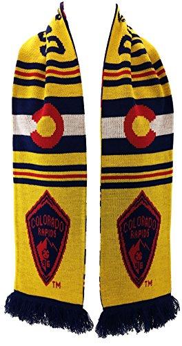 Colorado Rapids Official MLS Scarf - 8 Designs