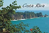 Republic of Costa Rica, Central America, Beach, Souvenir Magnet 2 x 3 Photo Fridge Magnet
