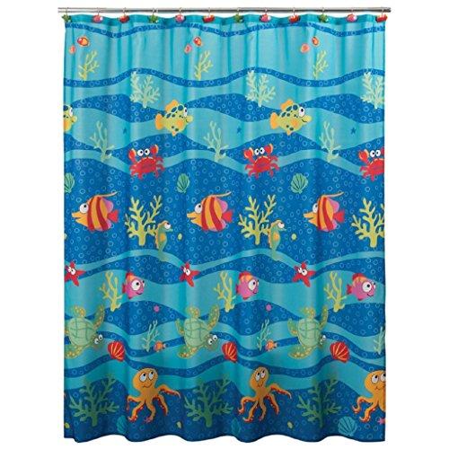 (Fishtails Shower Curtain)