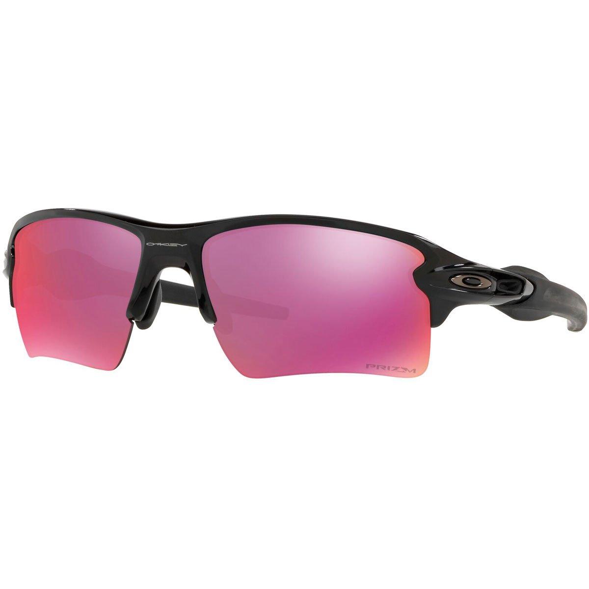 Oakley Flak 2.0 XL 9188 Gafas, Polished Black/PRIZMFIELD, 59 Hombres