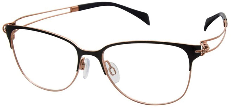 Eyeglasses Line Art 2113 Black BK