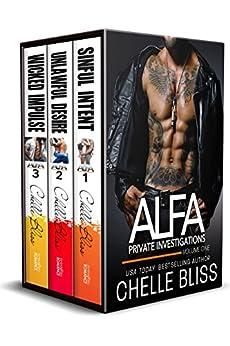 ALFA P.I. Volume 1: Books 1-3 by [Bliss, Chelle]