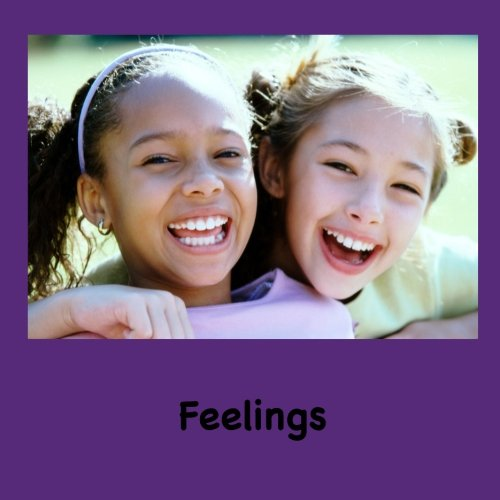 Feelings (Easy English Readers) (Volume 7)