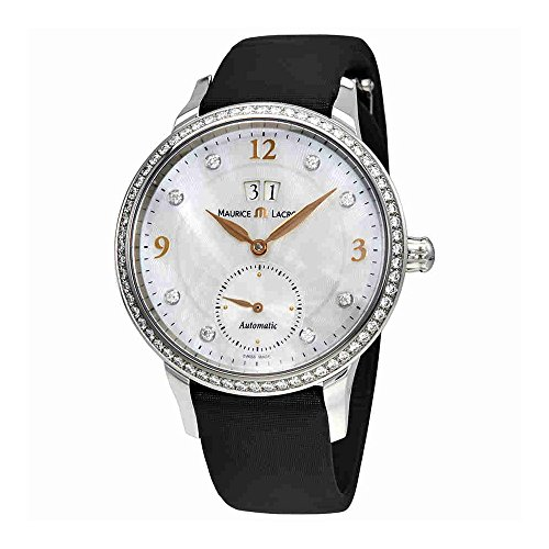 Maurice Lacroix Starside Magic Seconds Mother Of Pearl Dial Automatic Ladies Watch SD6207-SD501-171