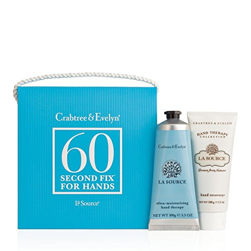 Crabtree & Evelyn 60-Second Fix for Hands, La