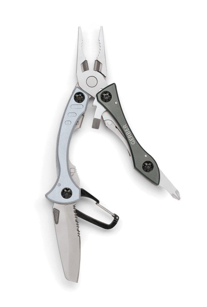 Gerber Crucial Multi-Tool, Gray [30-000016]