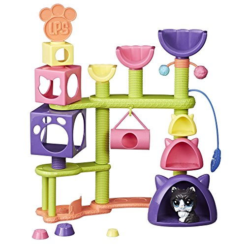 Littlest Pet Shop Cat Hideaway (Littlest Pet Shop Blind Bags Series 4)