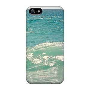 [hTlfMtq1206YURwo]premium Phone Case For Iphone 5/5s/ Wave Tpu Case Cover
