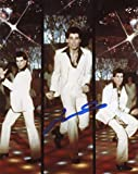 JOHN TRAVOLTA - Saturday Night Fever AUTOGRAPH Signed 8x10 Photo -  TopPix Autographs