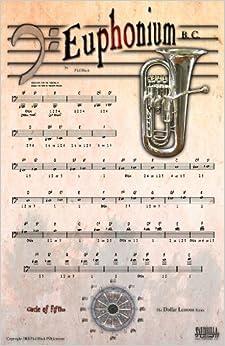 INSTRUMENTAL POSTER SERIES - Euphonium by Phil Black (2009-01-01)