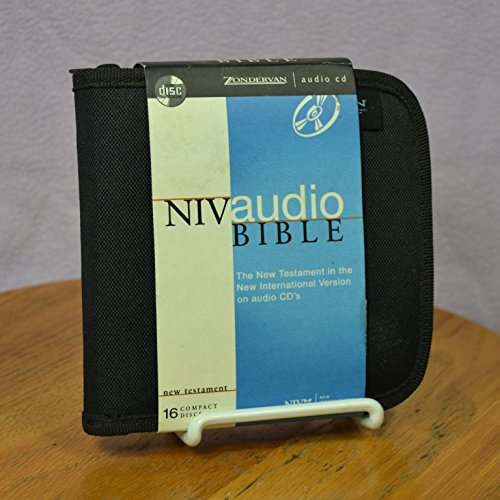 NIV Audio Bible New Testament - Voice Only - Wal-Mart (Wal Mart Spa)