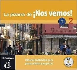 Nos vemos!: La pizarra de Nos Vemos! 2 (CD-ROM ...