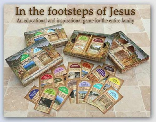 Gm-In The Footsteps Of Jesus (2-5 - Mall South Stores Coast