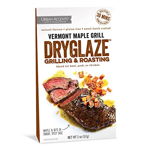 Urban Accents Vermont Grill Grilling and Roasting Dryglaze, 2.0-Ounce Packages (Pack of 6)