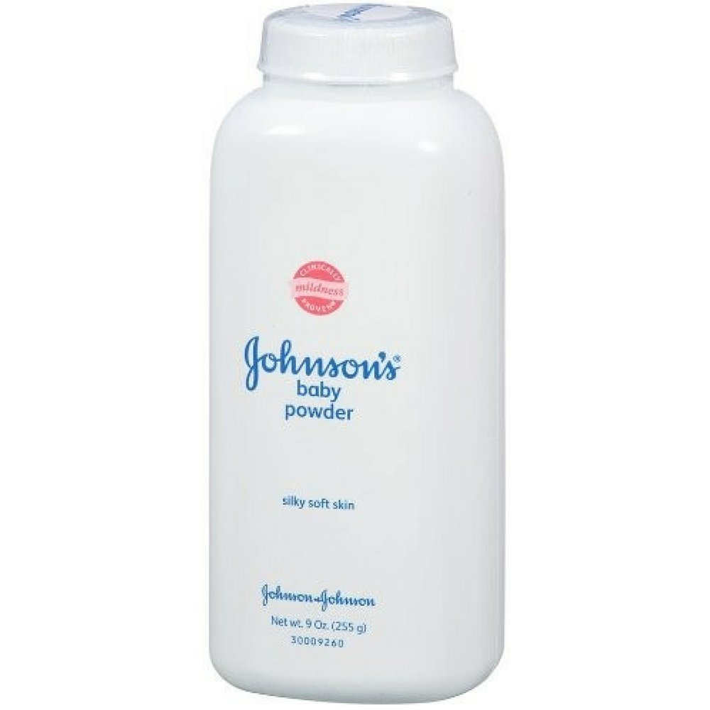 JOHNSON'S Baby Powder 9 oz (Pack of 8) by Johnson's