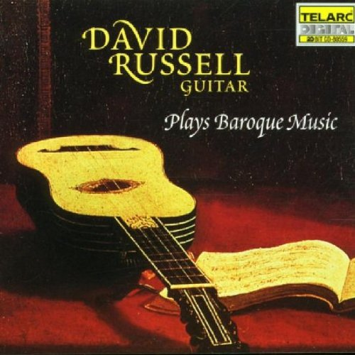 David Russell Plays Baroque -