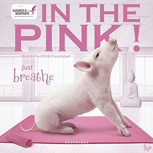 Graphique 2018 In The Pink! Mini Calendar for sale