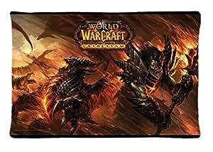 World of Warcraft Custom Pillowcase Design Standard Size 20x30