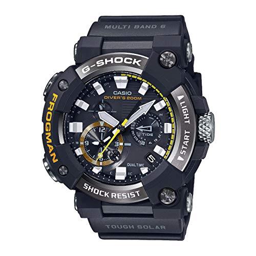 Casio G-Shock Frogman 2020 - Reloj analógico de cuarzo resistente a los golpes con Bluetooth, recepción de señal de… 1