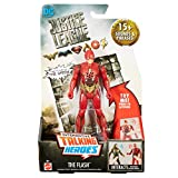 DC Justice League Talking Heroes The Flash Figure, 6''